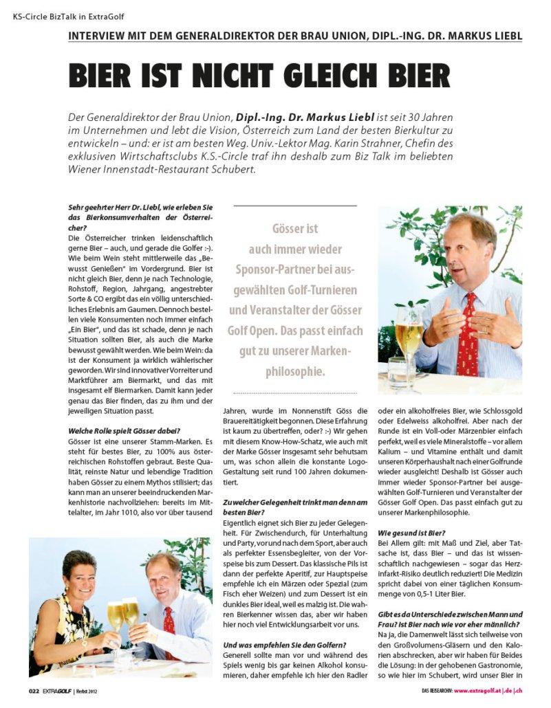 Interview Liebl
